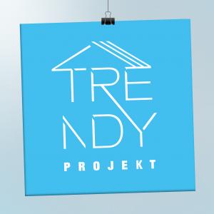 Trendy-projekt-logo