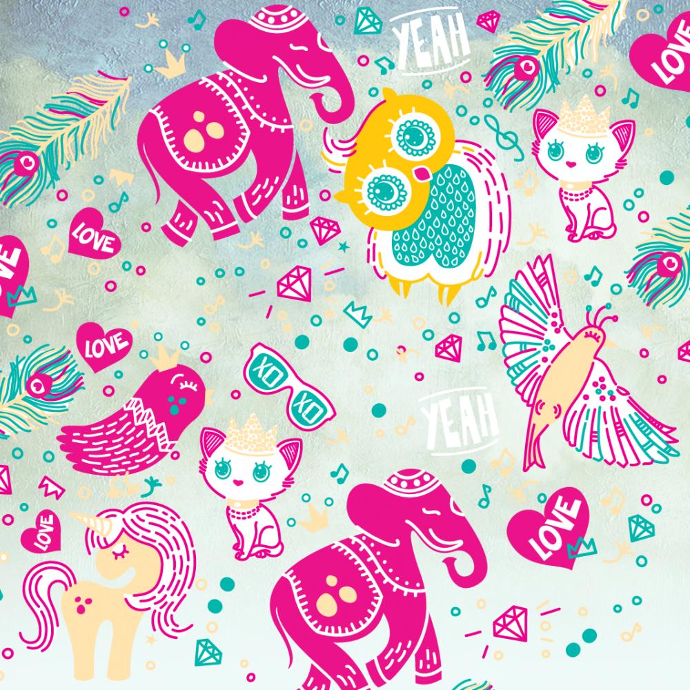 Lucka-etiketa-3D-girls