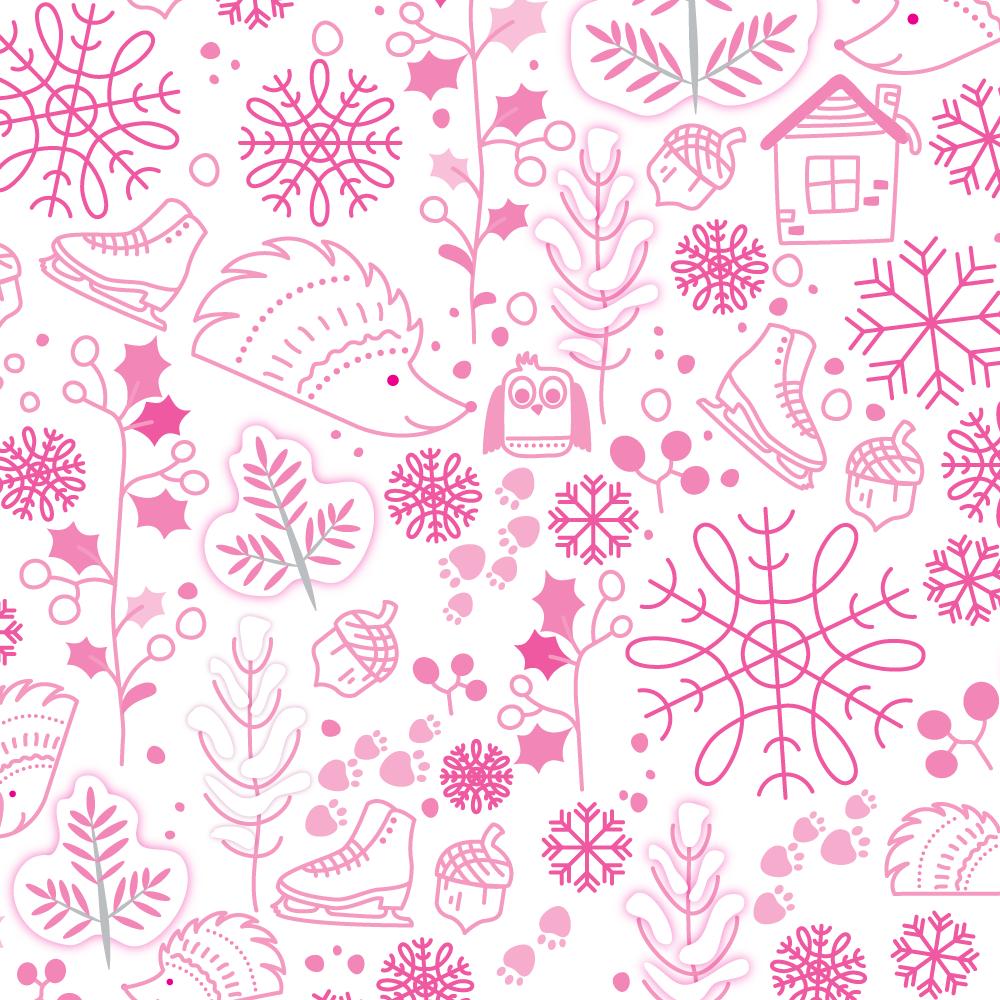 Lucka_pattern-vianocny2